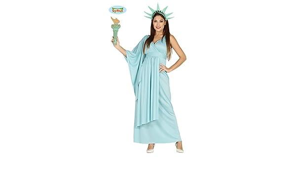 FIESTAS GUIRCA Traje Estatua de la Libertad Estados Unidos America ...