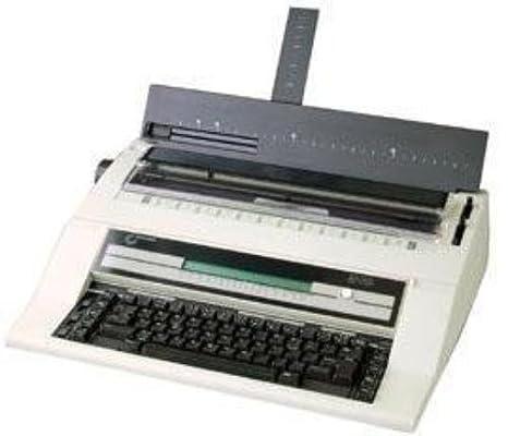 Nakajima ae-740 electrónico máquina de escribir con memoria y pantalla: Amazon.es: Electrónica