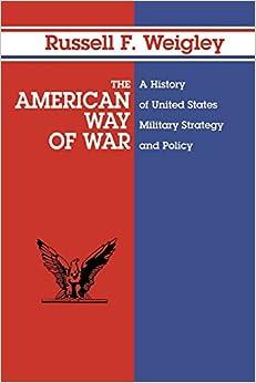 American way of war essay introduction