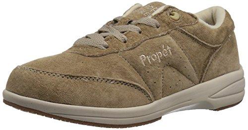Propet Kvinders Vaskbare Walker Sneakers Sr Taupe 4KN7lYPQVy