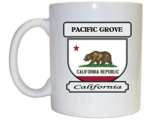 Mug Grove - Pacific Grove, California (CA) City Mug