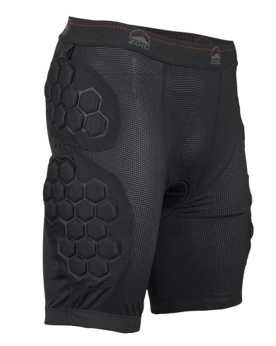 Cheap Zoic Men's Impact Liner Shorts, Black, X-Large