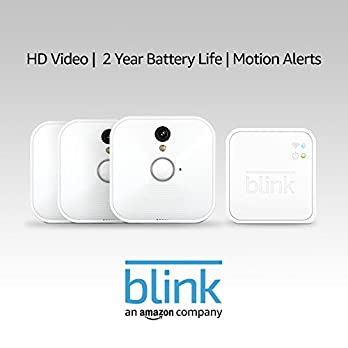 Blink Indoor Home Security Camera | HD Video, 2-Year Battery Life