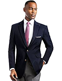 Men's Elegant Classic 2 Button Blazer Sport Jacket