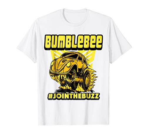 Transformers Bumblebee join the buzz t-shirt