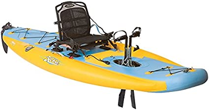 Amazon.com: Hobie Mirage i11S Kayak inflable - Mango/pizarra ...