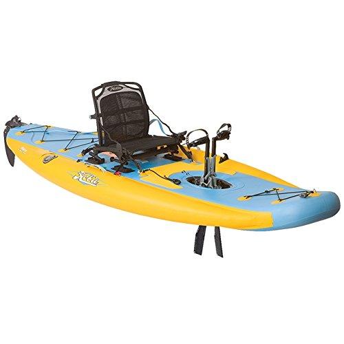 Hobie Mirage i11S Inflatable Kayak – Mango/Slate For Sale