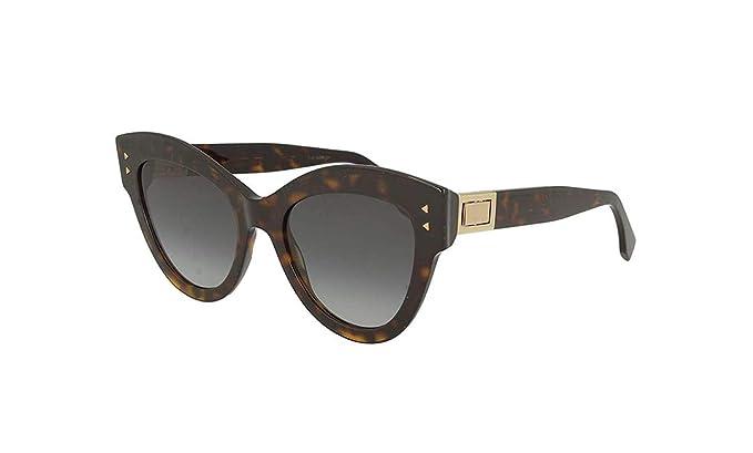 02e59b54a2 Fendi Damen FF 0266 S 9O 086 Sonnenbrille