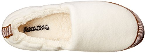 Hush Puppies Womens Tassel Slipper Cream PmlHVXJ