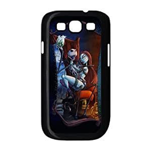 Customize Cartoon Nightmare Before Christmas Back Case for Samsung Galaxy S3 i9300 JNS3-1574