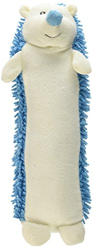 Ethical Pets Gigglers Hedgehog Dog Toy, 12-Inch (assorted color)
