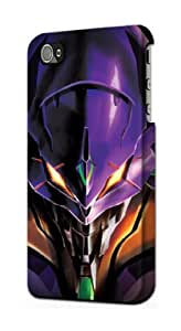 S1305 Evangelion 01 Case Cover For IPHONE 5 5S
