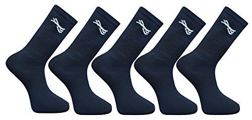 Mens Plain Athletic Sport Socks 5 10 15 20 Pairs