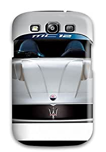 Best Galaxy S3 Hybrid Tpu Case Cover Silicon Bumper Maserati Mc12 12