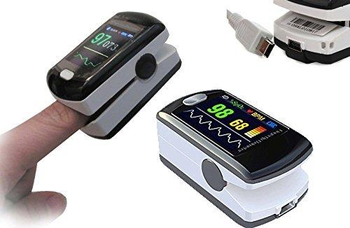 CONTEC CMS50EA Pulse Oximeter SPO2 Oxygen Saturation 1.3