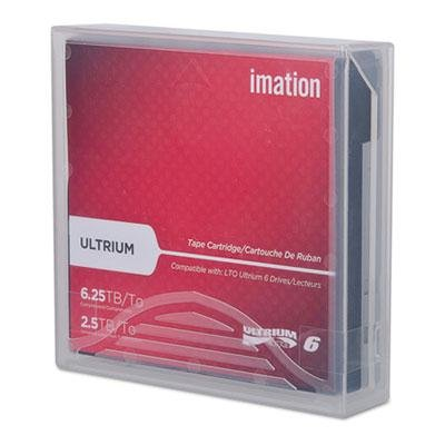 Imation - 1/2'' Ultrium Lto-6 Cartridge 2538 Ft 2.5Tb Native/6.25Tb Compressed ''Product Category: Storage Media/Data Tapes'' by Original Equipment Manufacture