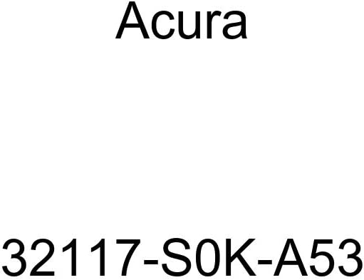 Genuine Acura 32117-S0K-A53 Wiring Harness