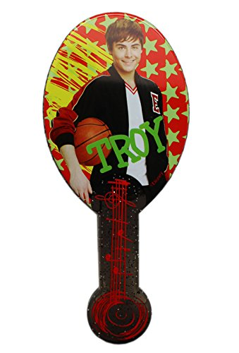 Disney's High School Musical Troy With Basketball Graphic Hairbrush ()