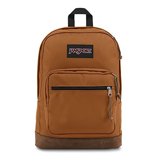 newest 44e21 d9f3d JanSport Right Pack Laptop Backpack - Brown Canyon