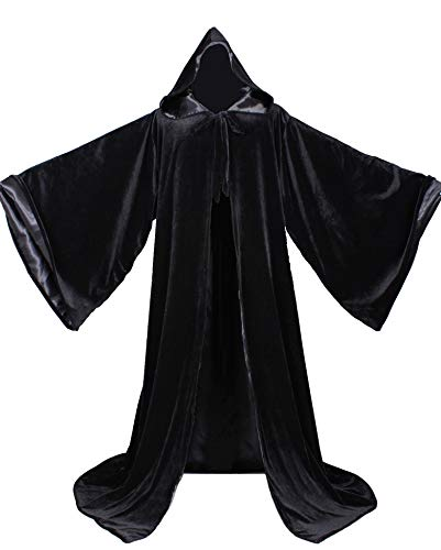 LuckyMjmy Velvet Wizard Satin Sleeves product image