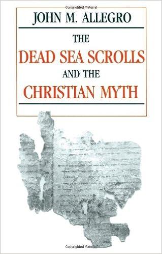Book Dead Sea Scrolls and the Christian Myth