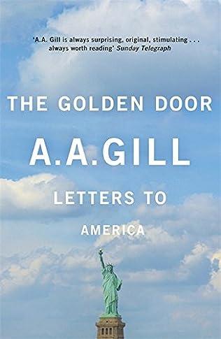 book cover of The Golden Door