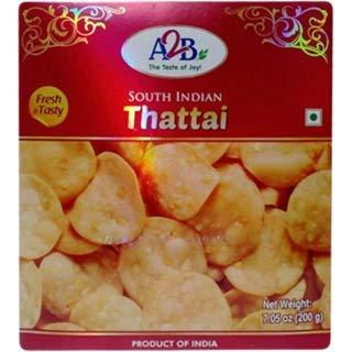 (Adyar Ananda Bhavan (A2B) Thattai - 200 Grams)