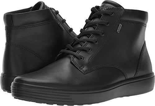ECCO Men's Soft 7 High Gore-Tex Fashion Sneaker