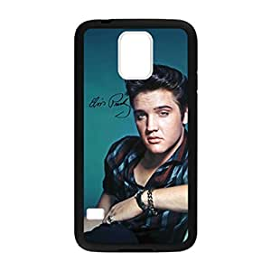 Elvis Presley signature Pattern Image Case Cover Hard Plastic Case for Samsung Galaxy S5 i9600 Regular