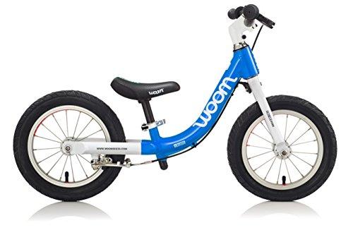 Best WOOM BIKES USA Balance Bike, Blue, 12″/One Size (online)
