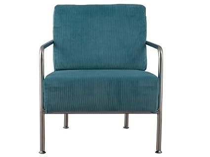 X-BANG sillón salón Zuiver azules: Amazon.es: Hogar