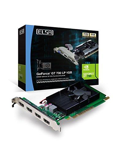 Elsa GeForce GT 730GB QD Graphics Board gd730-1gerqd