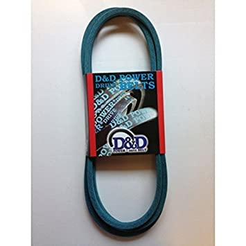 1 Band D/&D PowerDrive 27411 Savage Brothers Kevlar Replacement Belt Aramid