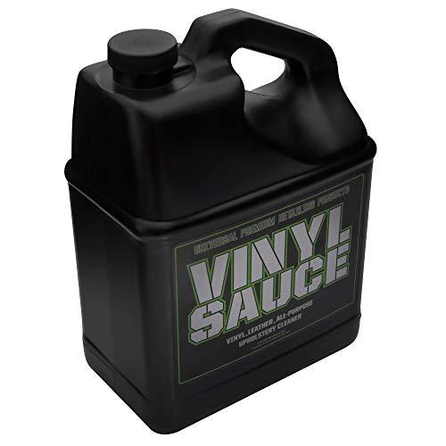 Boat Bling VS-0128 Vinyl Sauce Premium Vinyl and Leather Cleaner, Gallon Refill