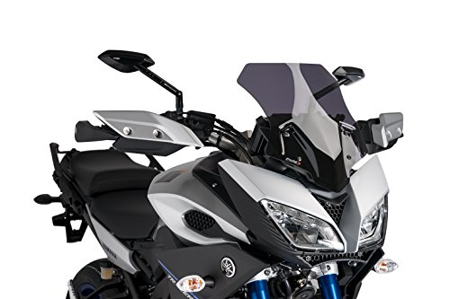 Puig 7645F Dark Smoke Racing Shield (Triumph Daytona 675/R - Shield 14'