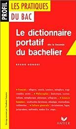 Dictionnaire portatif du bachelier