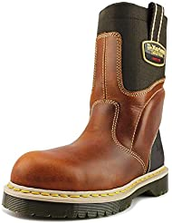 Dr. Martens Unisex Howk Electrical Hazard ST Rigger Leather Boots