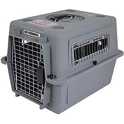 PETMATE Sky Kennel Transportadora para Mascotas, Sky Kennel, 21 Inch