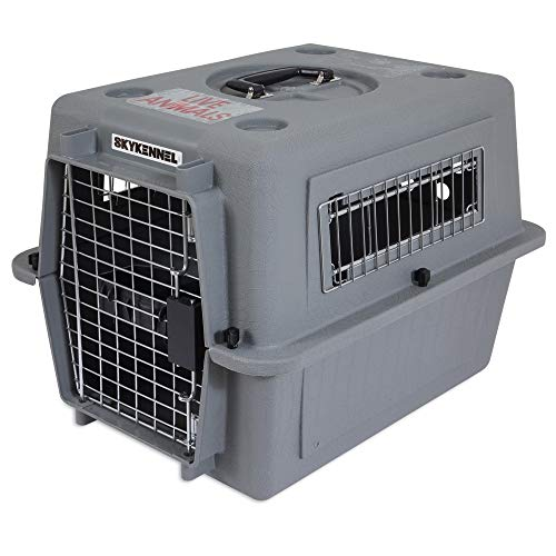 (Petmate Sky Kennel Portable Dog Crate Travel Items Included 6 Sizes)