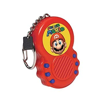 super mario bros sound effects keychain amazon co uk toys games