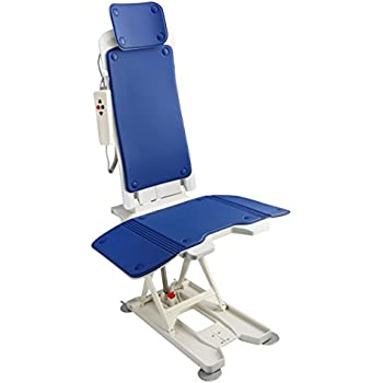 AdirMed Ultra Quiet Automatic (Battery Powered) Bath Lift Chair