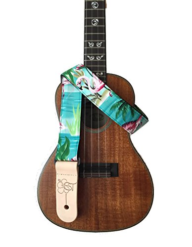 Sherrins Threads Hawaiian Print Ukulele product image