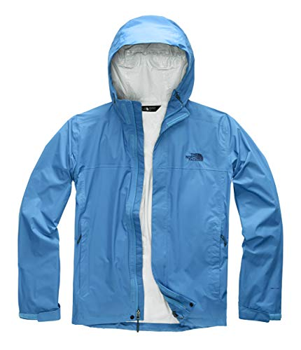 The North Face Men's Venture 2 Jacket Heron Blue ()