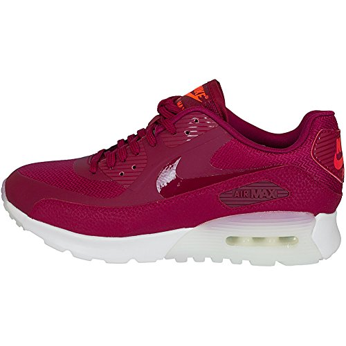 Nike Womens Air Max 90 Scarpe Da Corsa Ultra Nobile Rosso / Bianco Sommità