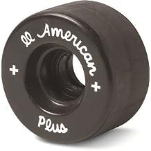 All American Plus Wheels Black
