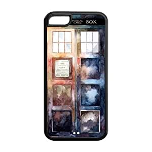 Godstore Doctor Who IPHONE 5C Best Rubber Cover Case