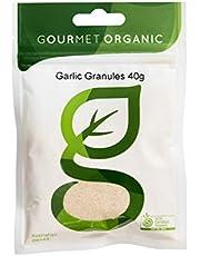 Gourmet Organic Herbs Garlic Granules, 40 g