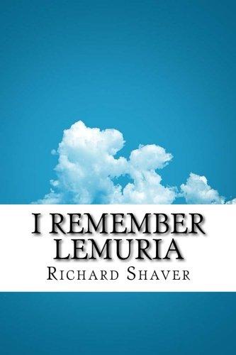 I Remember Lemuria ebook