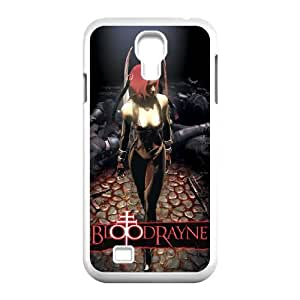 BloodRayne Samsung Galaxy S4 9500 Cell Phone Case White PSOC6002625699229