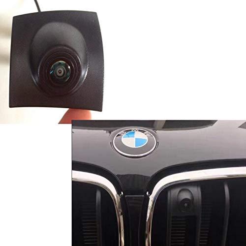 F07 5er GT 520i 528i 535i 530li 2010-2016 C/ámara de vista frontal del coche Logotipo C/ámara frontal incorporada para BMW F10 F11